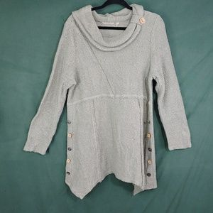 SOFT SURROUNDINGS PULLOVER TUNIC SZ XL